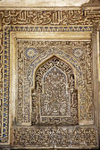Islamic Decorations Inside Sheesh Shish Gumbad Tomb Lodi Gardens — Stock Photo