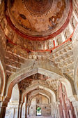 Decorations Inside Sheesh Shish Gumbad Tomb Lodi Gardens New Del — Stockfoto