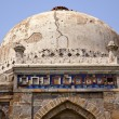 Ancient Dome Sheesh Shish Gumbad Tomb Lodi Gardens New Delhi Ind - Foto Stock