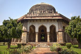 Sikandar lodi tombe jardins new delhi inde — Photo