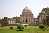 Bara Gumbad Tomb Lodi Gardens New Delhi India — Stock Photo