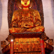 Buddhist Statue Jade Buddha Temple Jufo Si Shanghai China — Stock Photo