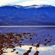 Badwater Death Valley National Park California — Stock Photo