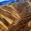 Stock Photo: Zabruski Point Death Valley National Park California