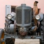 Tractor — Stock Photo #6944056