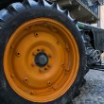 Tractor — Stock Photo #6944244