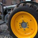 Tractor — Stock Photo #6944390