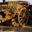 Wooden wagon — Stock Photo #7148931
