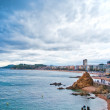 View of Lloret de Mar (Spain) - Stock Photo