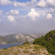 Mountains view in Norway — Stock Photo #7281097