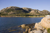 Hills in Norway — Stock Photo