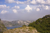 Mountains view in Norway — Stock Photo