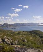 Merveilleux summertime norvégien — Photo