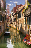 Canals in Venice — Stock Photo