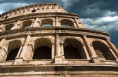 Kolosseum antiken amphitheater in rom — Stockfoto
