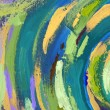 Painting abstract texture background — Stock Photo