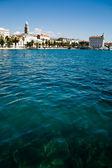 Split town — Stock Photo