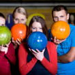 Bowling — Stock Photo #7261364