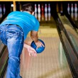 Bowling — Stock Photo #7317831