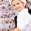 Royalty-Free Stock Photo: Xmas boy