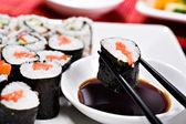 The Sushi — Stock Photo