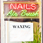 Beauty salon — Stock Photo #6881677