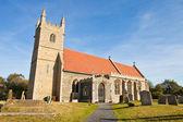 English village church — Stock Photo