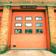 Royalty-Free Stock Photo: Fire station