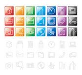 Design elements / icon — Stock Vector
