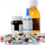 Medical supplies — Stock Photo