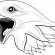 Eagle 3 — Vector de stock #7557251