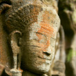 Smiling faces in Temple of Bayon — Stock Photo #7315483
