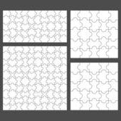 矢量拼图 — 图库矢量图片