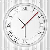 壁掛け時計 — ストックベクタ