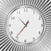 Vector Clock — Vector de stock