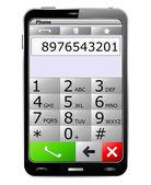 Smartphone — Vecteur