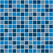 Seamless mosaic bakgrund — Stockfoto