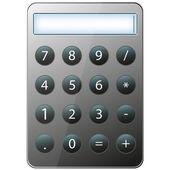 Vector calculator. Best choice — Stock Vector