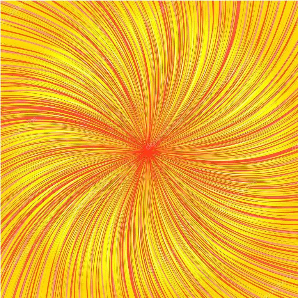 Vector orange abstract background for your design  Stock Vector #7806475