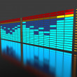 Royalty-Free Stock Photo: Equalizer