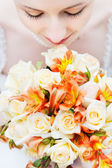 Beautiful bride — Stock fotografie