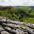 Beautiful landscape in Yorkshire Dales National Park in England — Stock Photo #6874737