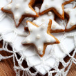 Christmas cookies — Stock Photo #6986265