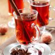 Mulled wine — Stock Photo #6986280