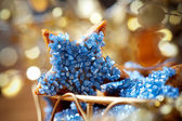 Kerstkoekjes — Stockfoto
