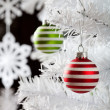 Christmas decoration — Stock Photo