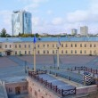 Fortress in Kiev (Kyiv), Ukraine. Kievo - Pecherskaya fortress. - Stock Photo