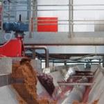 Оборудование для производства вина — Стоковое фото