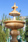 Vintage fountain in Kerch, Crimea, Ukraine — Stock Photo