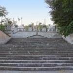 Stairway on the Mitridat mountain in Kerch, Ukraine — Stock Photo #7218181
